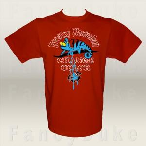 T-Shirt Chameleon