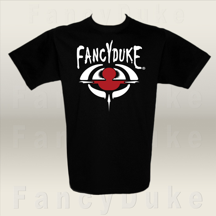 T-Shirt Design Fancyduke Logo