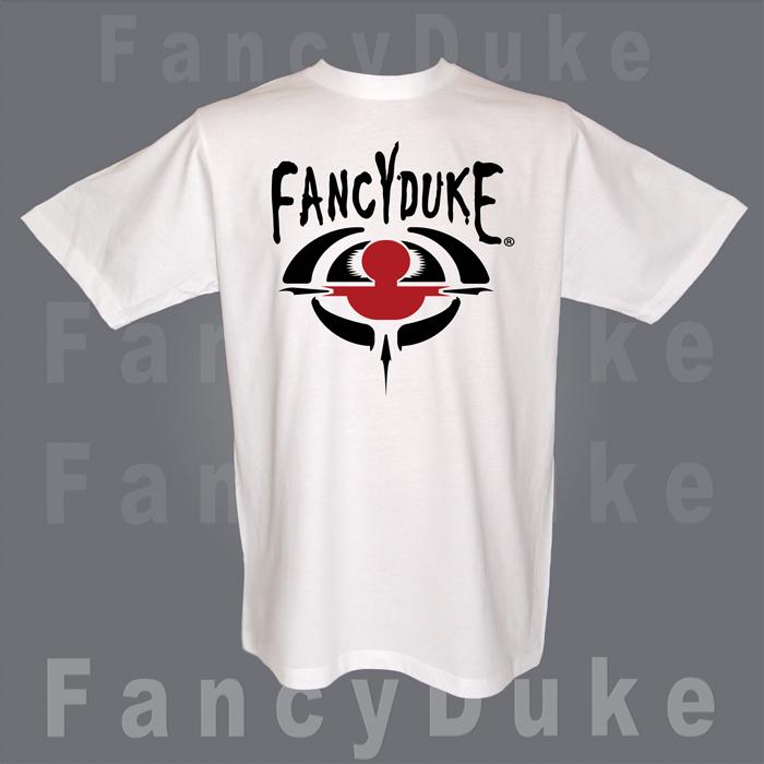 T-Shirt Design Fancyduke Logo