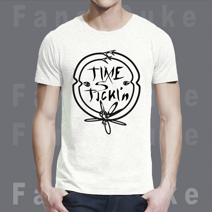 time is ticki`n T-Shirt Design