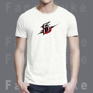 FD-122U_melange-weiss_T-Shirt-Unisex_FancyDuke-Templates700x700_FD