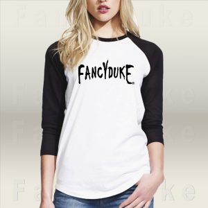 Fancyduke Baseball Shirt