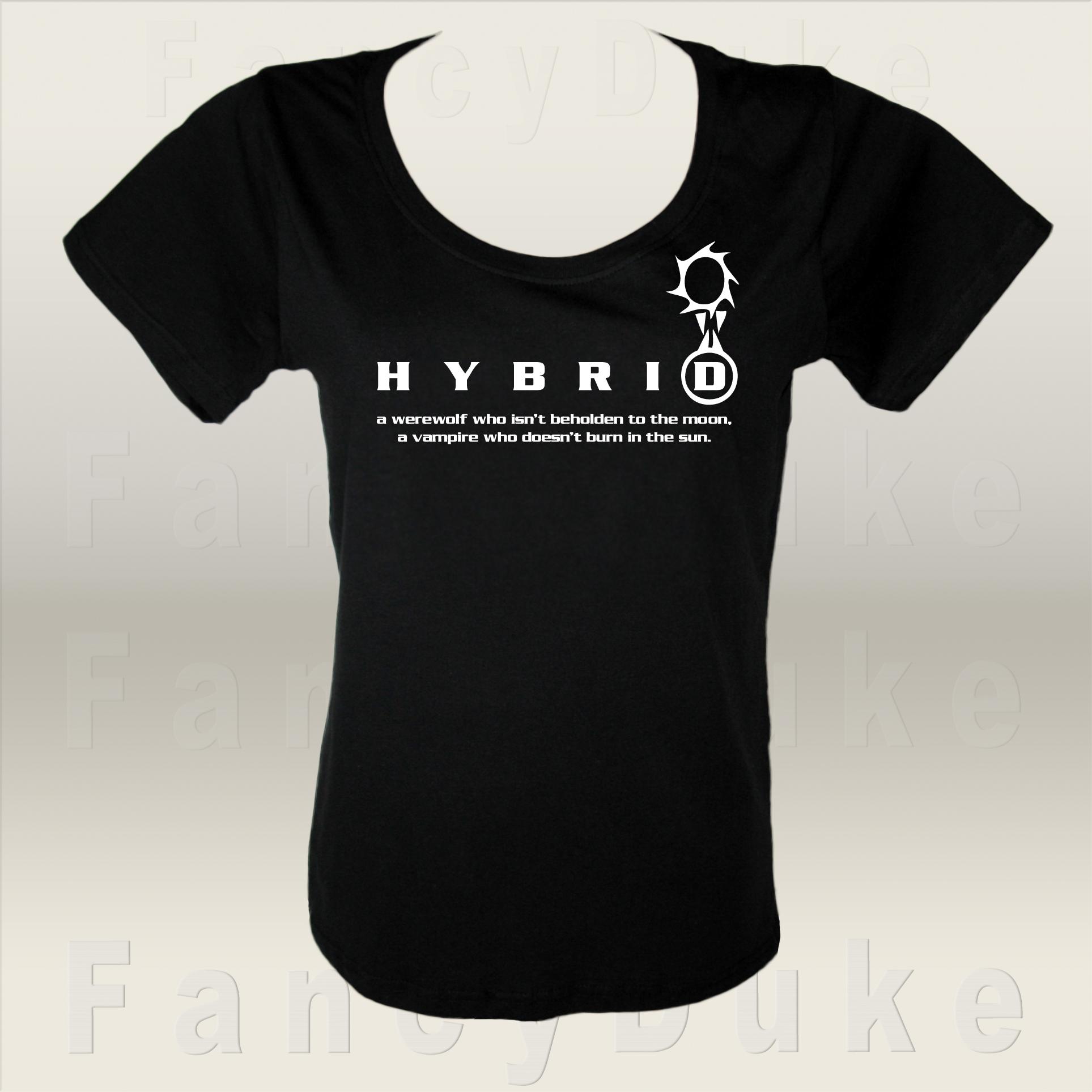 Hybrid T-Shirt Design by Svetlana